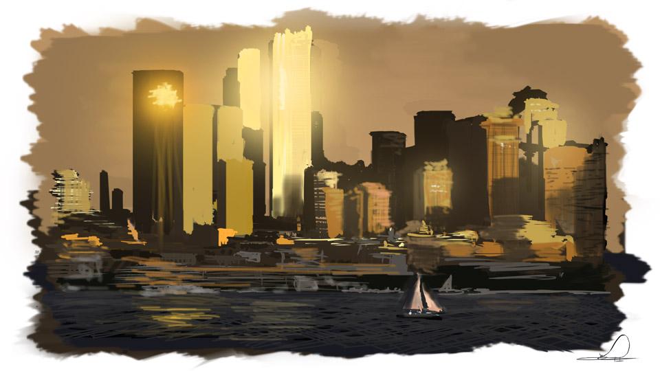 colorstudy11: City Of Light